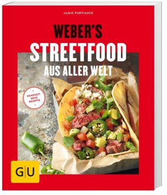 Weber's Streetfood aus aller Welt, Jamie Purviance
