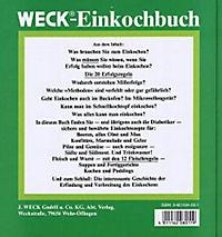 WECK-Einkochbuch - Produktdetailbild 2