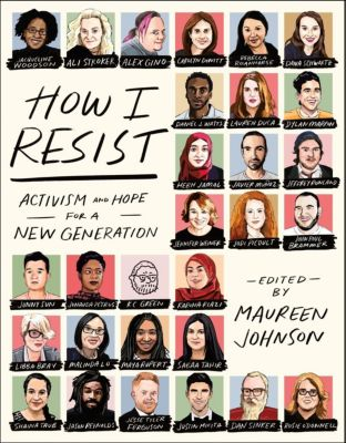 Wednesday Books: How I Resist, Maureen Johnson