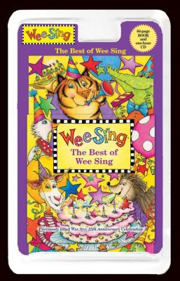 Wee Sing: The Best of Wee Sing, w. Audio-CD