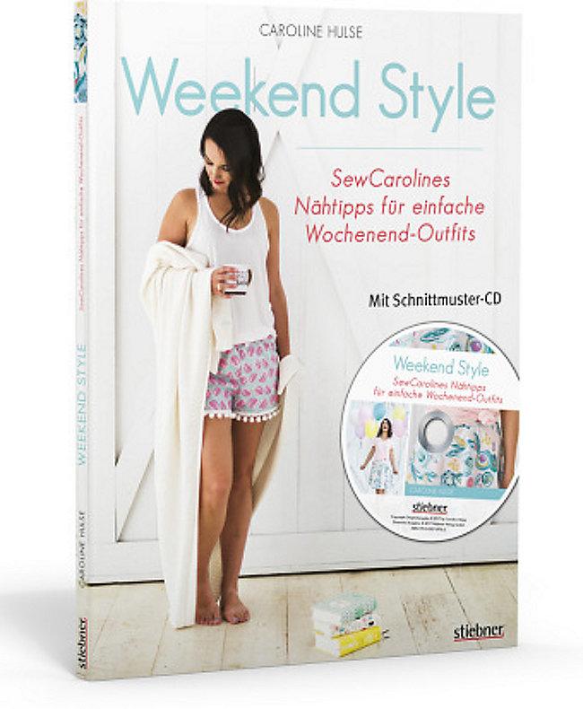 Weekend Style, m. Schnittmuster-CD-ROM Buch portofrei - Weltbild.de