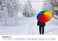 Wege durchs neue Jahr (Tischkalender 2019 DIN A5 quer) - Produktdetailbild 12