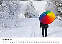 Wege durchs neue Jahr (Wandkalender 2019 DIN A2 quer) - Produktdetailbild 12