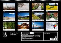 Wege durchs neue Jahr (Wandkalender 2019 DIN A2 quer) - Produktdetailbild 13