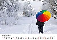 Wege durchs neue Jahr (Wandkalender 2019 DIN A3 quer) - Produktdetailbild 12