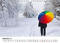 Wege durchs neue Jahr (Wandkalender 2019 DIN A4 quer) - Produktdetailbild 12