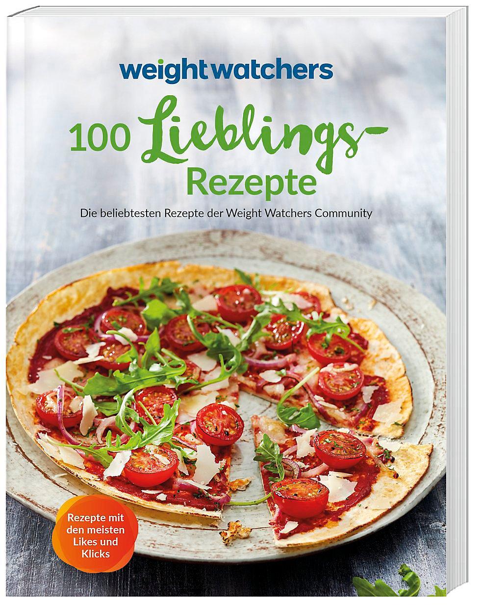 Weight Watchers 100 Lieblingsrezepte Buch Portofrei Weltbild De