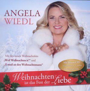 Weihnachsten Ist Das Fest Der, Angela Wiedl
