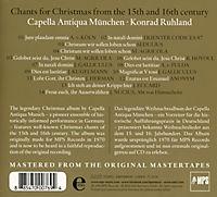 Weihnachstmusik - Produktdetailbild 1