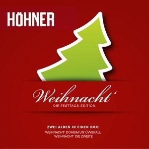 Weihnacht - Festtagsedition, Höhner