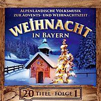 gesegnete weihnachten 1 audio cd cd von various bei. Black Bedroom Furniture Sets. Home Design Ideas
