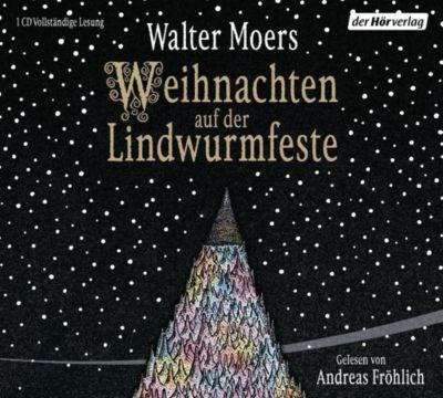 Weihnachten auf der Lindwurmfeste, 1 Audio-CD, Walter Moers