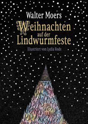 Weihnachten auf der Lindwurmfeste - Walter Moers |