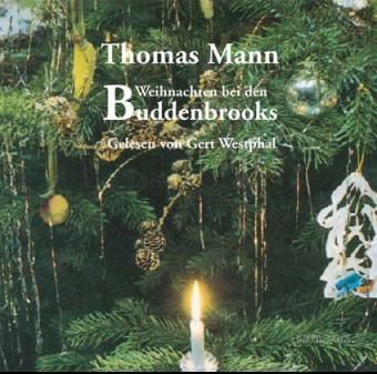 weihnachten bei den buddenbrooks 1 audio cd h rbuch. Black Bedroom Furniture Sets. Home Design Ideas