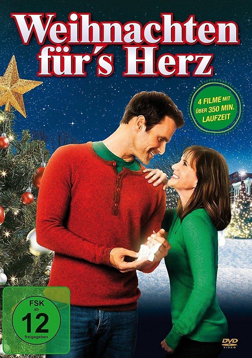 Weihnachten für\'s Herz DVD jetzt bei Weltbild.de online bestellen