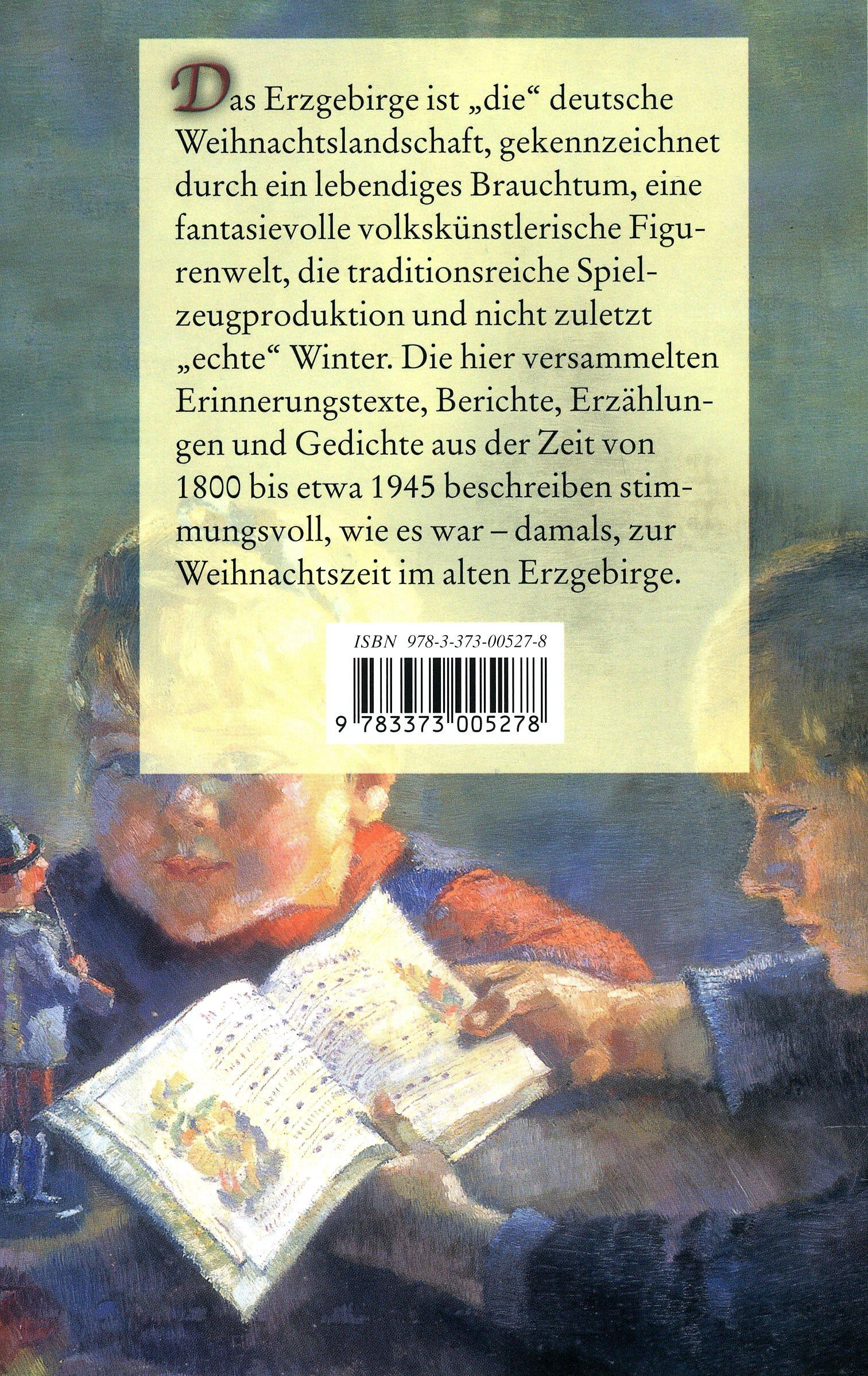 Weihnachten Im Alten Erzgebirge Buch Versandkostenfrei Bei