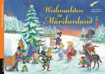 Weihnachten im Märchenland, Guido Kasmann, Wolfgang Slawski