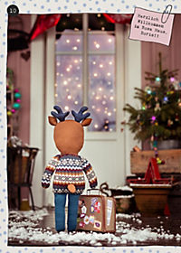 Weihnachten im rosa Haus - Produktdetailbild 2