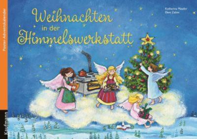 Weihnachten in der Himmelswerkstatt, Katharina Mauder, Eleni Zabini