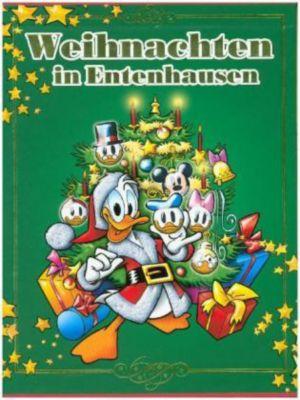 Weihnachten in Entenhausen, 2 Bde., Walt Disney