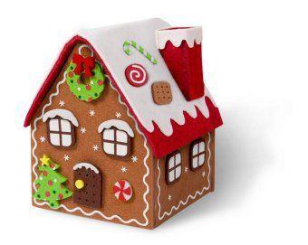 Weihnachten lebkuchenhaus bastelset bestellen - Bastelset weihnachten ...