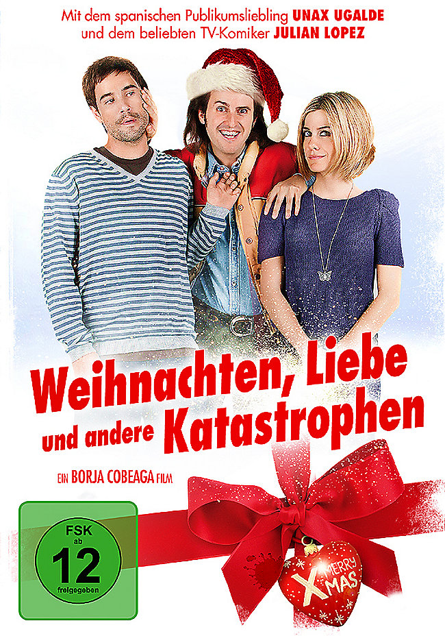 Weihnachten, Liebe und andere Katastrophen DVD   Weltbild.de