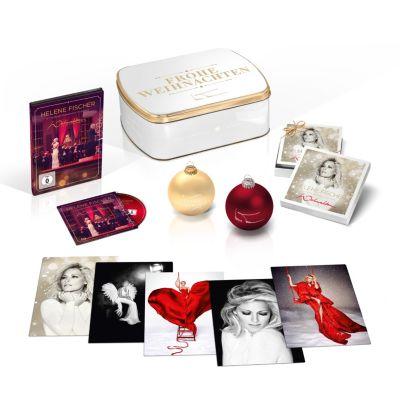 Weihnachten (Limited Fanbox, 2CDs, DVD, Blu-ray, mit dem Royal Philharmonic Orchestra), Helene Fischer