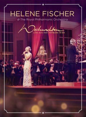Weihnachten - Live aus der Hofburg Wien (mit dem Royal Philharmonic Orchestra), Helene Fischer