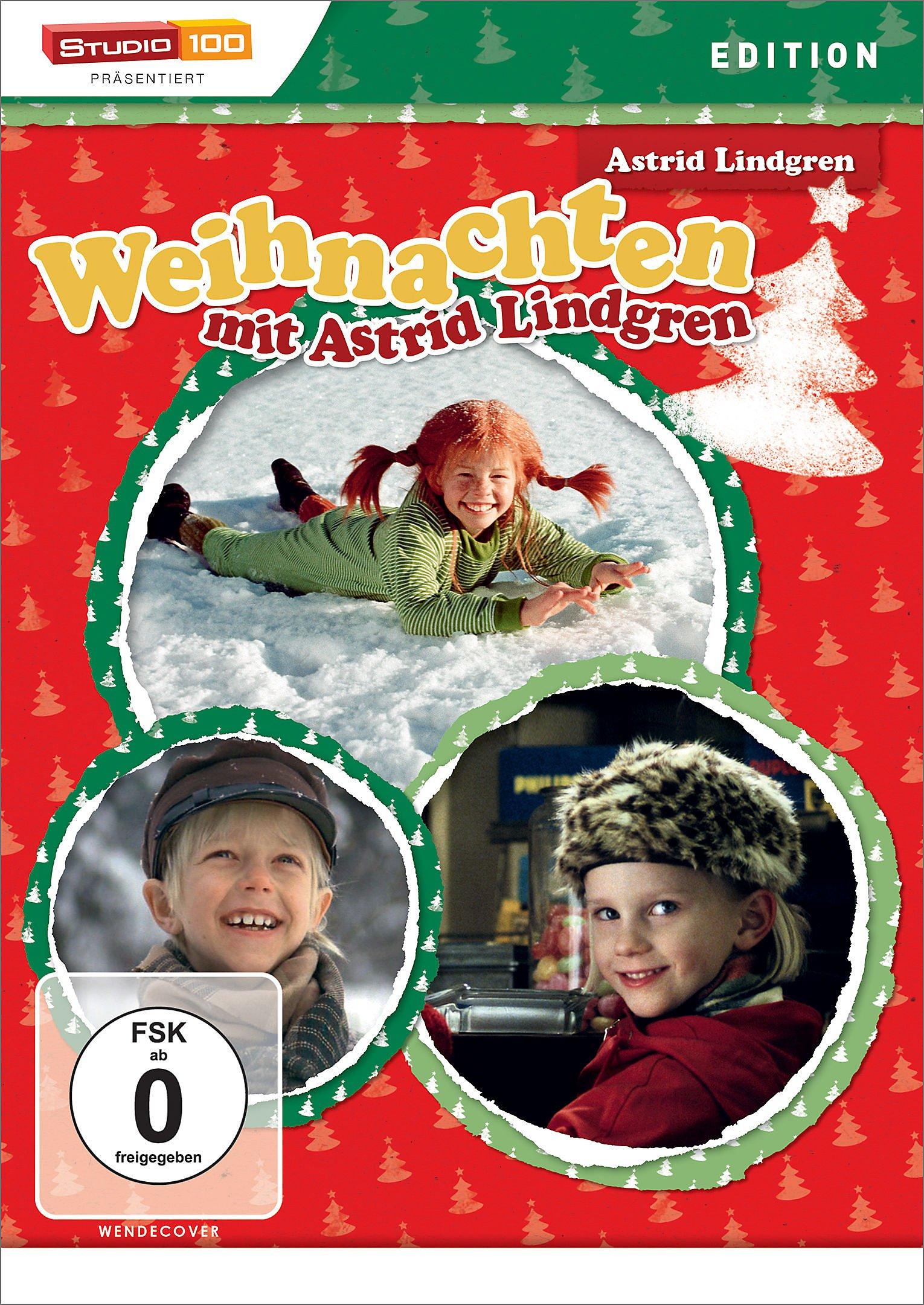 Weihnachten mit Astrid Lindgren DVD bei Weltbild.ch bestellen