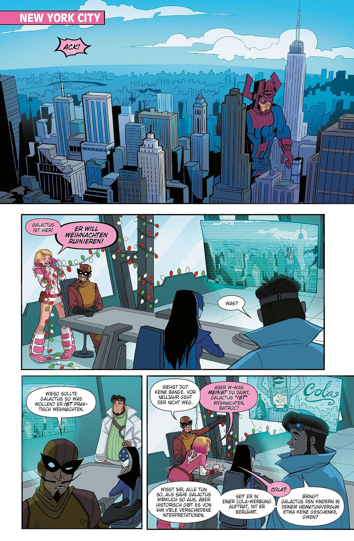Comic Bilder Weihnachten.Weihnachten Mit Den Marvel Superhelden Buch Portofrei Weltbild De