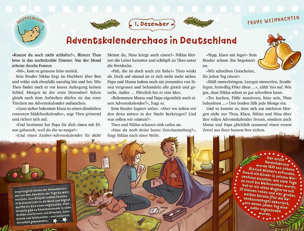 Weihnachten Mit Kindern Aus Aller Welt Bestellen Weltbild De