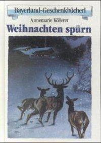 Weihnachten spürn, Annemarie Köllerer