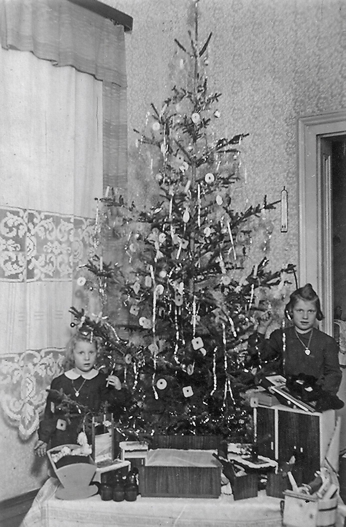Weihnachten Früher
