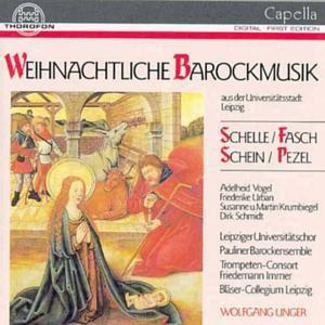Weihnachtliche Barockmusik, Wolfgang Unger