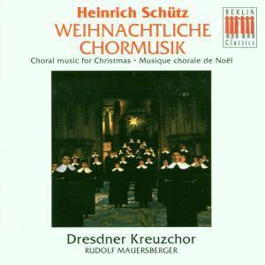 Weihnachtliche Chormusik, Rudolf Mauersberger, Dresdner Kreuzchor