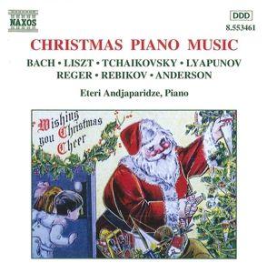 Weihnachtliche Klaviermusik, Eteri Andjaparidze
