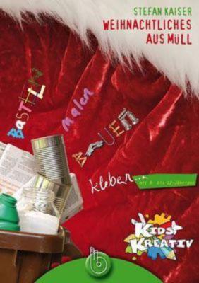 Weihnachtliches aus Müll, Stefan Kaiser