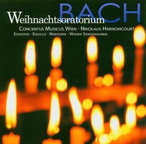 Weihnachts-Oratorium, Nikolaus Harnoncourt, Cmw