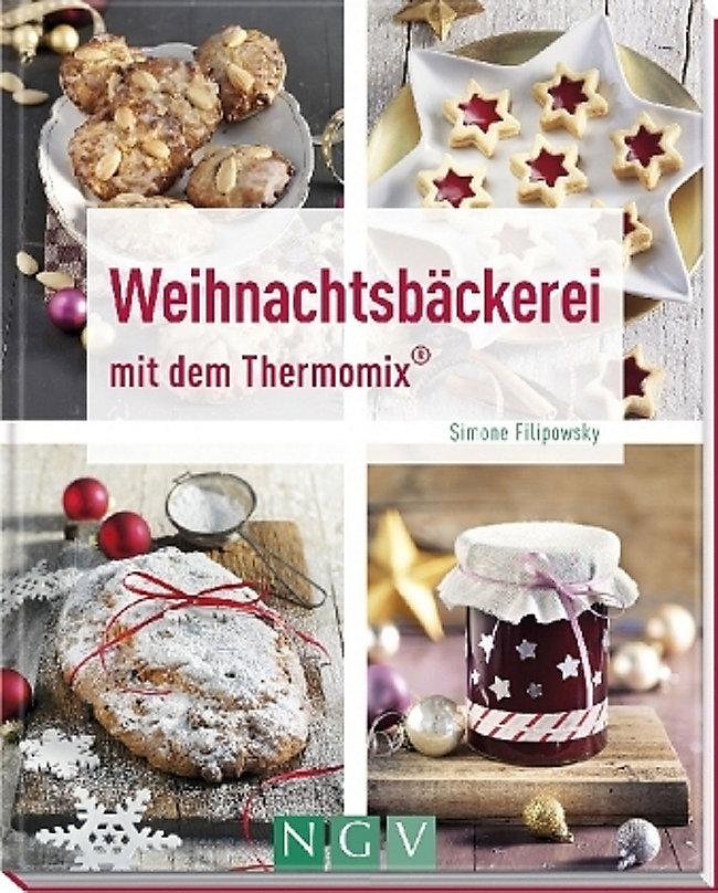 Weihnachtsbäckerei mit dem Thermomix ® Buch - Weltbild.de