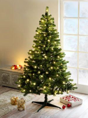 Weihnachtsbaum mit 100 LEDs