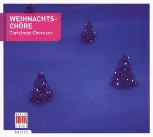 Weihnachtschöre, CD, Dresdner Kreuzchor, Thomanerchor Leipzig