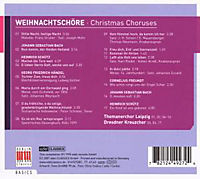 Weihnachtschöre, CD - Produktdetailbild 1