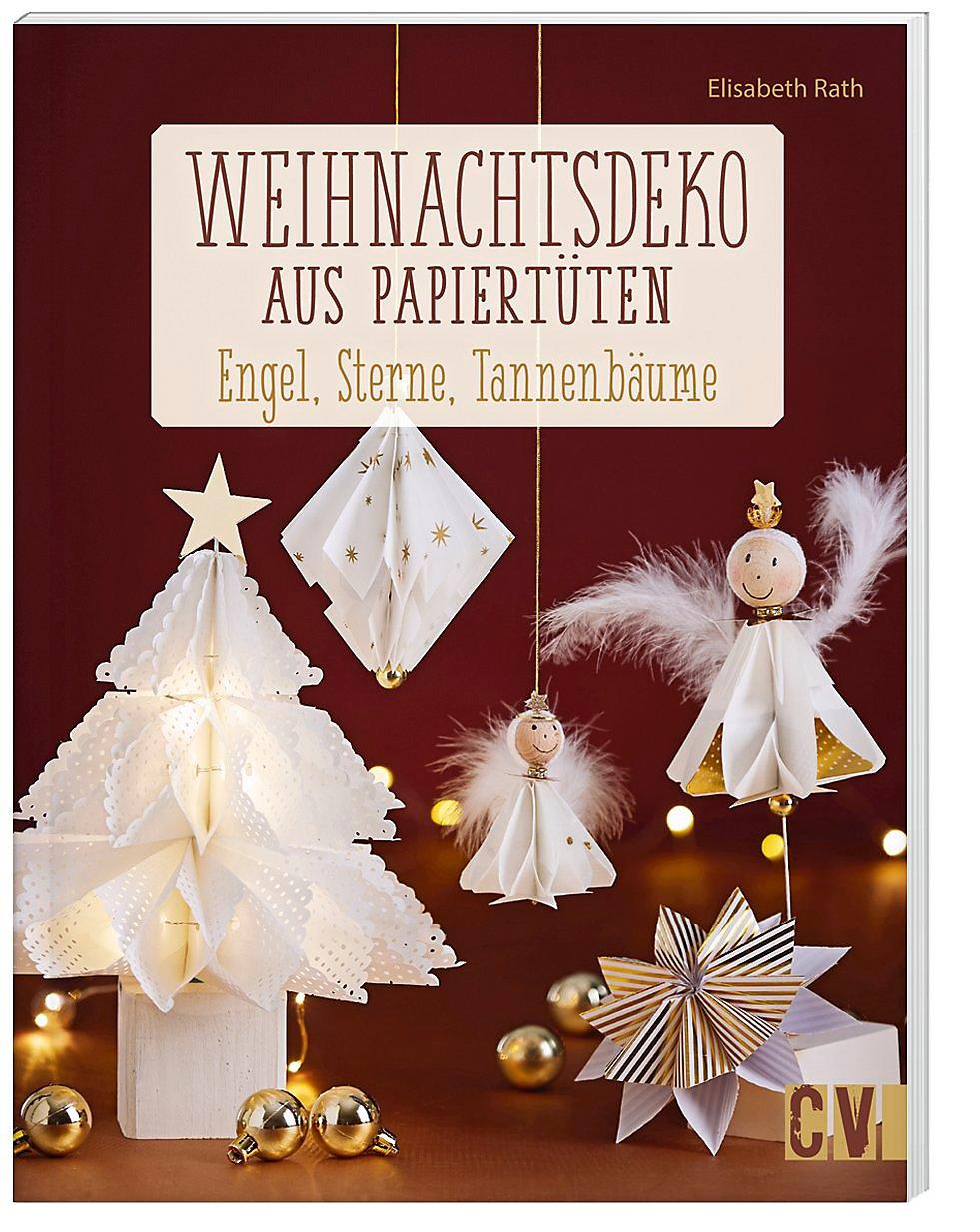 Weihnachtsdeko Aus Papiertuten Buch Bei Weltbild De Bestellen