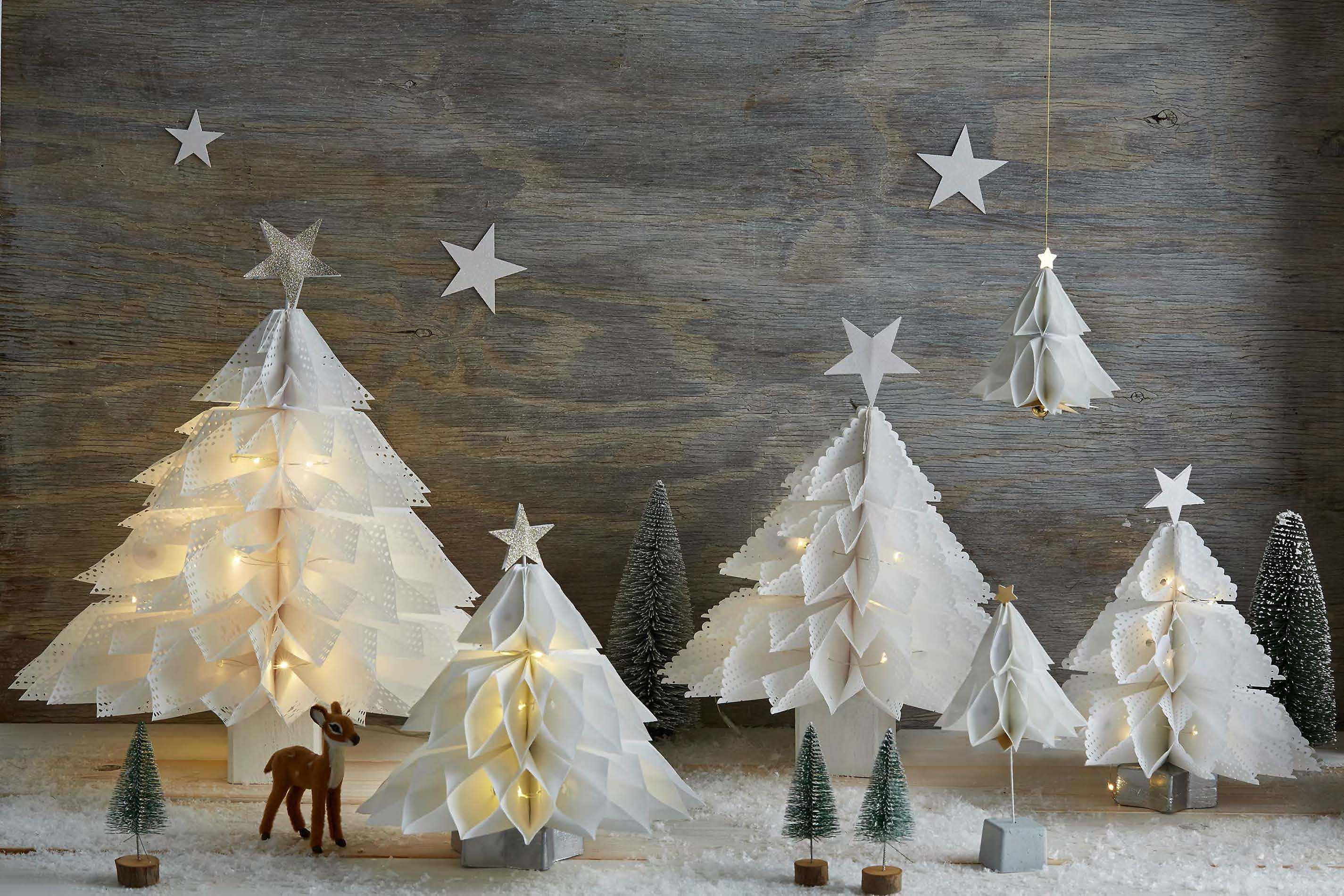 Weihnachtsdeko Neuheiten.Weihnachtsdeko Aus Papiertüten Buch Bei Weltbild De Bestellen