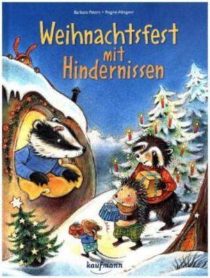 Weihnachtsfest mit Hindernissen - Barbara Peters |