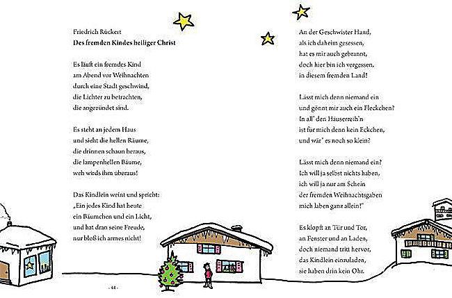 Weihnachtsgedichte Für Kinder Buch Bei Weltbildde Bestellen