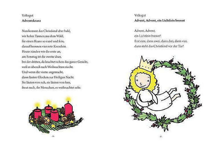 Weihnachtsgedichte Für Kinder Buch Versandkostenfrei Bei