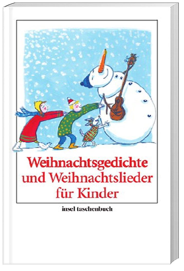 Weihnachtsgedichte und Weihnachtslieder für Kinder Buch portofrei