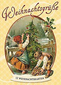 Weltbild Weihnachtskarten.15 Weihnachtskarten Mit Kuvert Im Set Weltbild Ausgabe