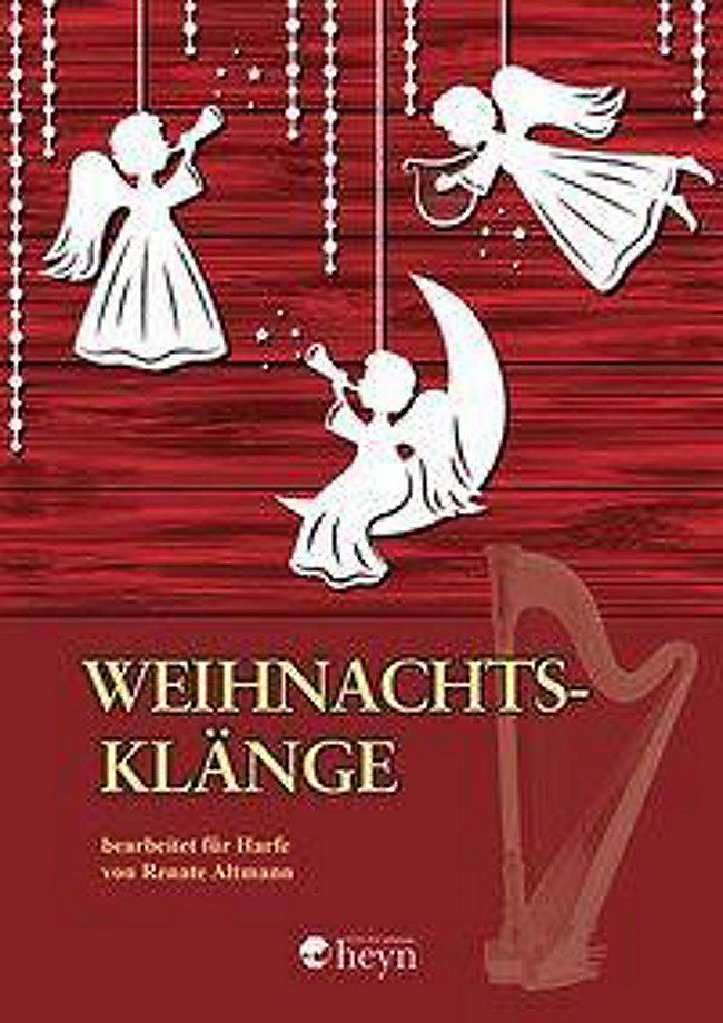 Weihnachtsklänge, bearbeitet für Harfe Buch - Weltbild.de